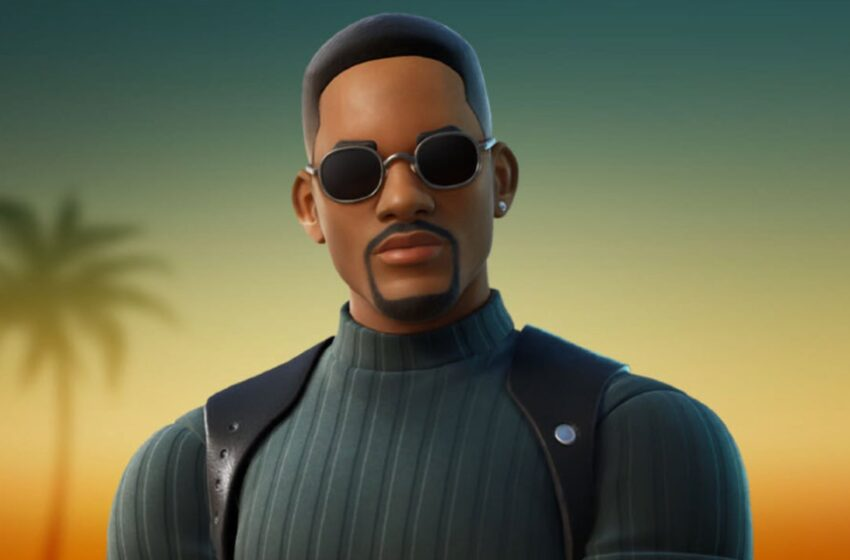 Fortnite Provides Will Smith's Mike Lowrey Character From Inferior Boys