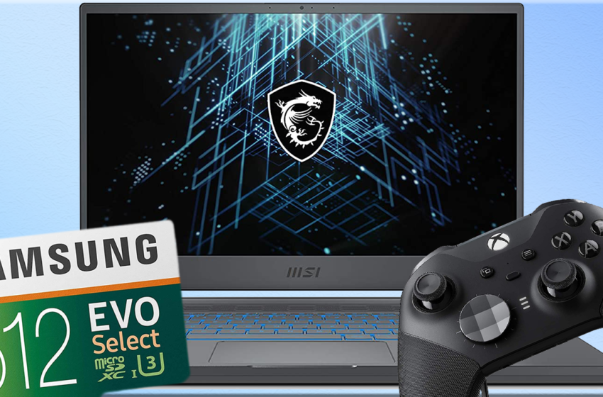 Day to day Deals: A Weekend of Gaming Computer Gross sales