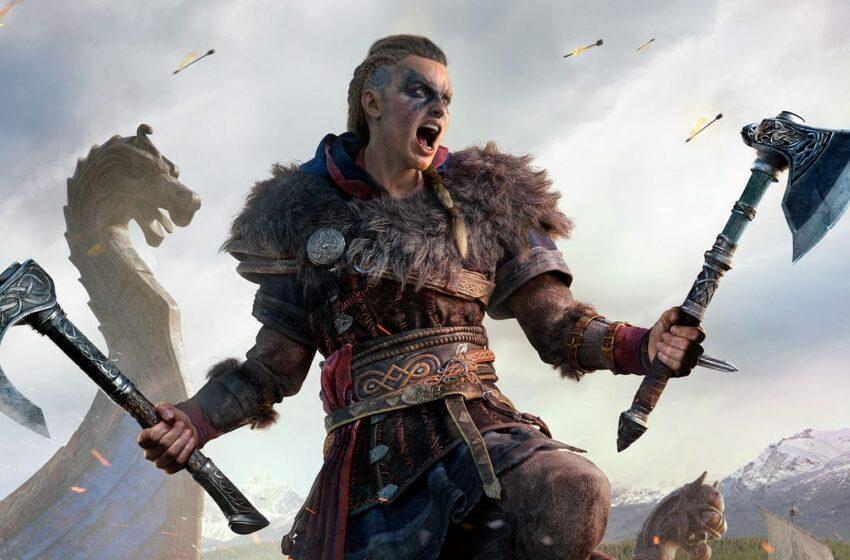 Vikings Beget Been Taking Over Video Games In The Last Few Years