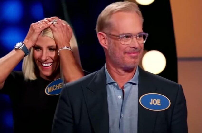 Joe Buck Goes Rogue on 'Superstar Family Feud,' Loses the Sport for His Personnel (Video)