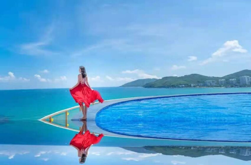 RMB299 for an Oceanview Room at Harman Hotel in Sanya