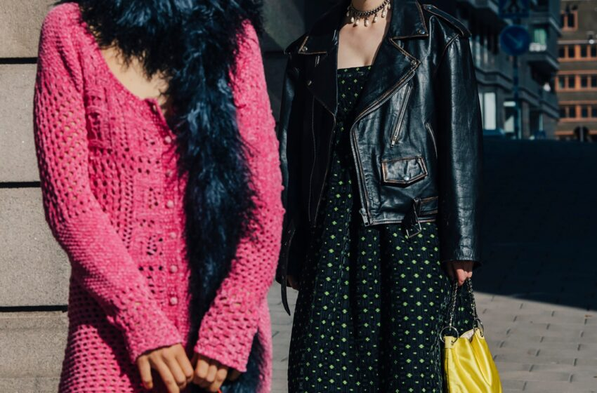 The Simplest Avenue Fashion at Stockholm Vogue Week Spring 2022