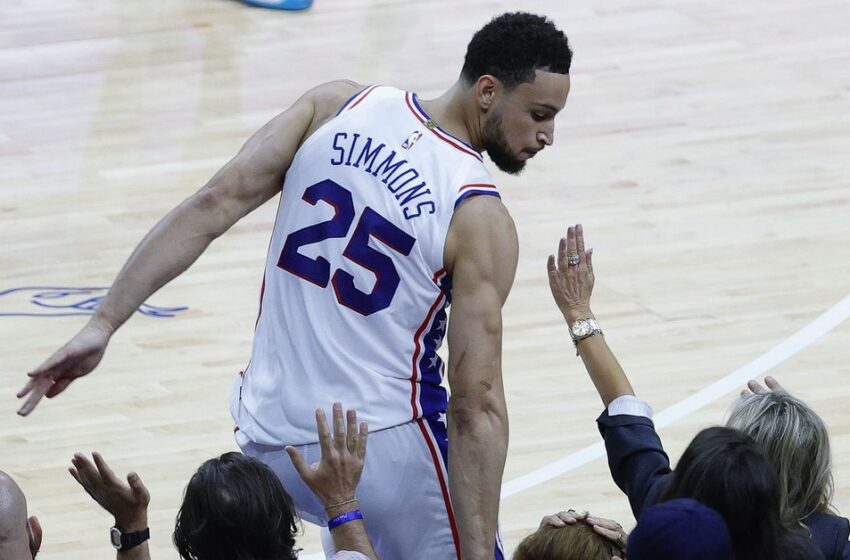 The Rich Paul vs. Daryl Morey vitality fight over Ben Simmons is here