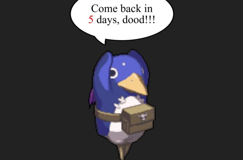 Spinny Prinny teasing NIS Classics Vol. 2 on contemporary web position