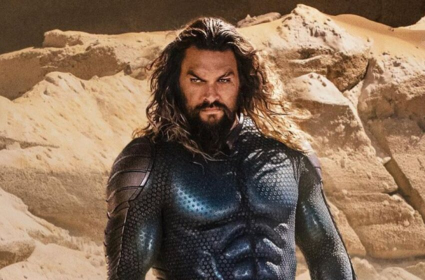 Aquaman 2 Director Shares First Have at Modern Suit