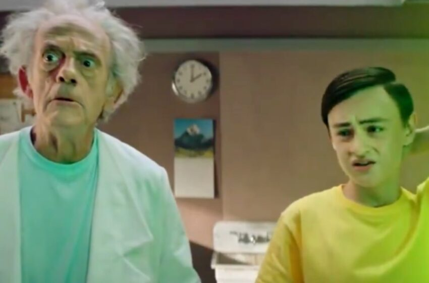 Adult Swim Has Launched But any other Dwell-Action Rick and Morty Video With Christopher Lloyd as Rick
