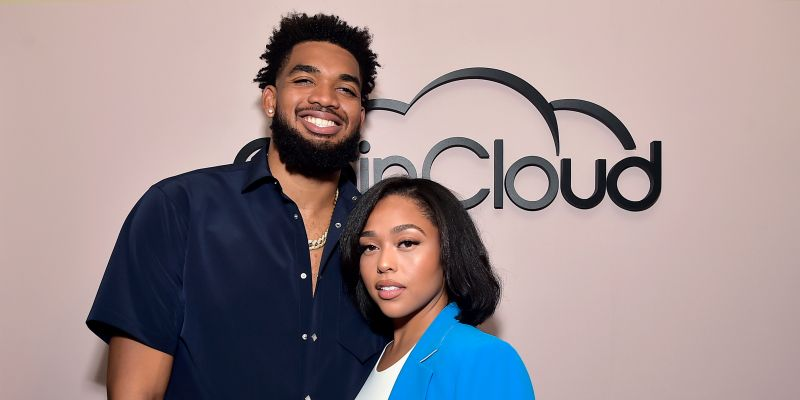 Jordyn Woods, Karl-Anthony Towns On Why They Started Dating