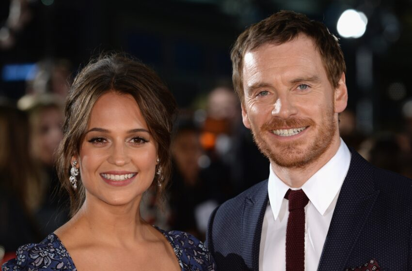Alicia Vikander and Michael Fassbender Are Fogeys
