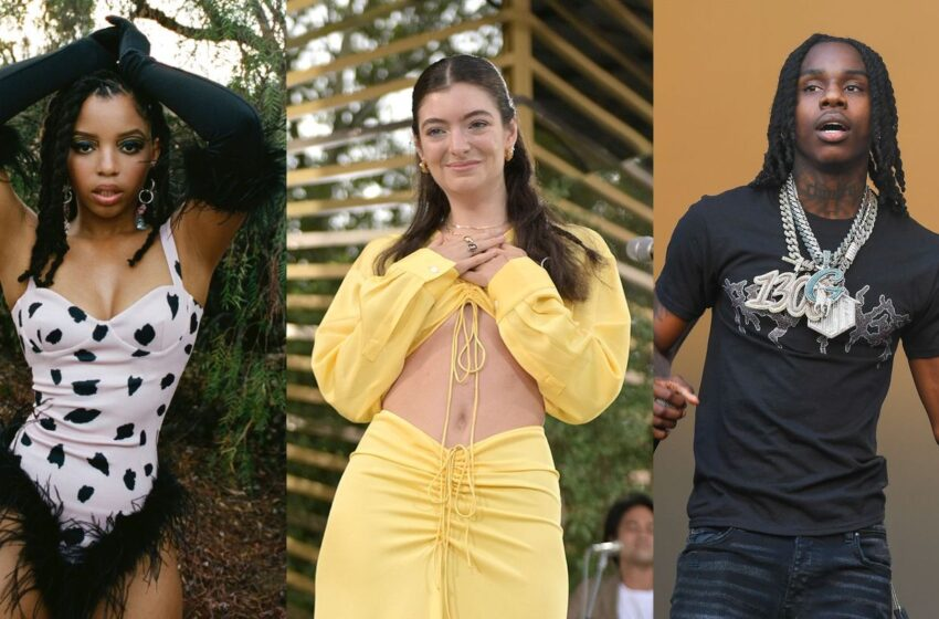 Bop Store VMA Edition: Songs From Chlöe, Lorde, Polo G, And More