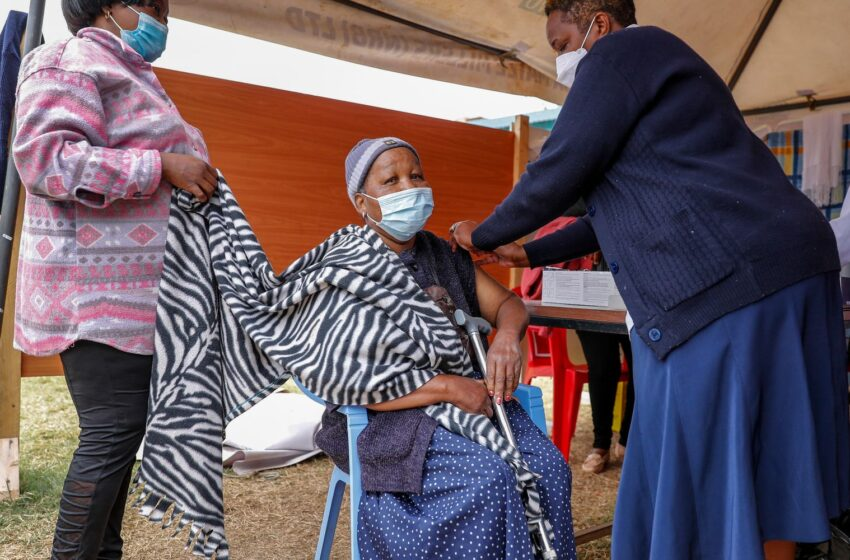 A Fable Of Two Clinics: Lengthy Traces For Vaccine In Nairobi, Few Takers In Atlanta