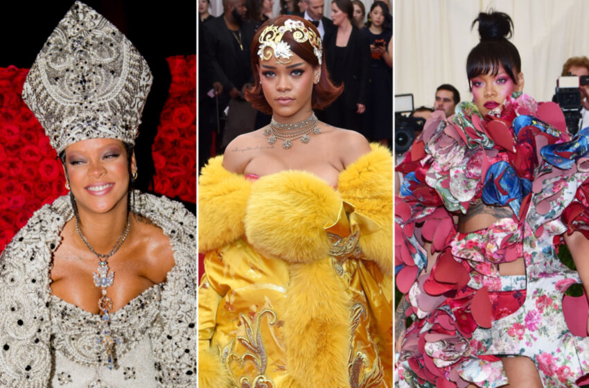 Rihanna anticipated to throw this yr's most up-to-the-minute Met Gala afterparty