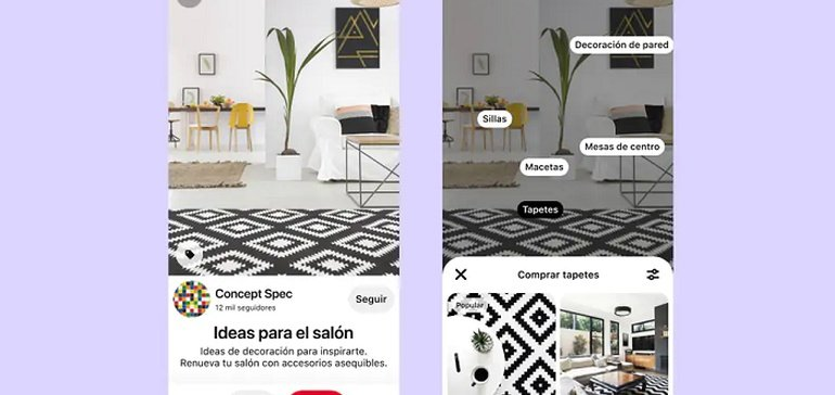 Pinterest Expands In-App Having a mediate about Tools to More Areas