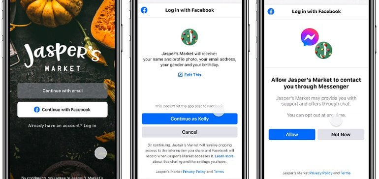 Facebook Adds Login Connect by process of Messenger to Provide Extra Squawk Connection Alternate options