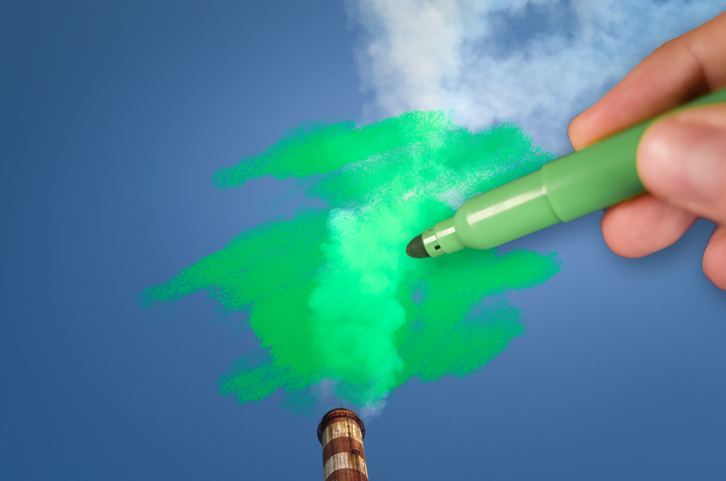 Greenwashing: competitors watchdog places UK companies on look