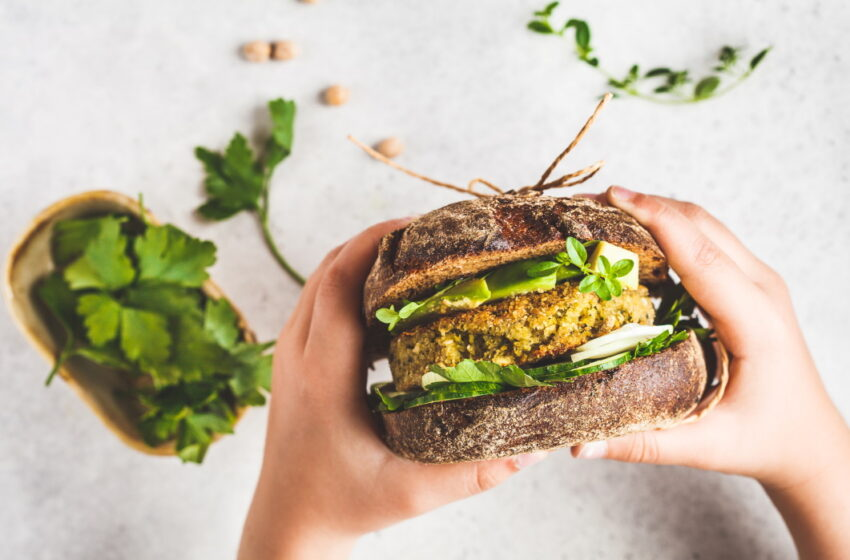 Food leaders attain replacement protein style