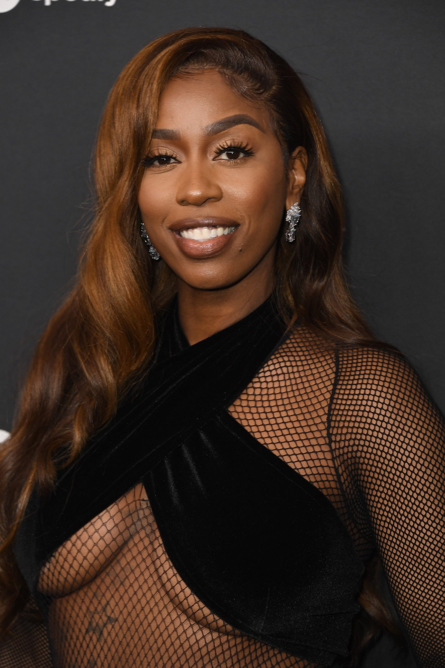Kash Doll Finds She's Pregnant With Her First Puny one