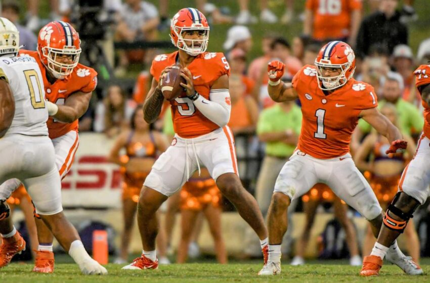 Clemson game this day: Clemson vs. N.C. Impart stay stream, TV channel, having a wager preview