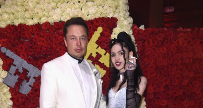 Together Or Nah? Elon Musk Says He & Grimes Are 'Semi-Separated'