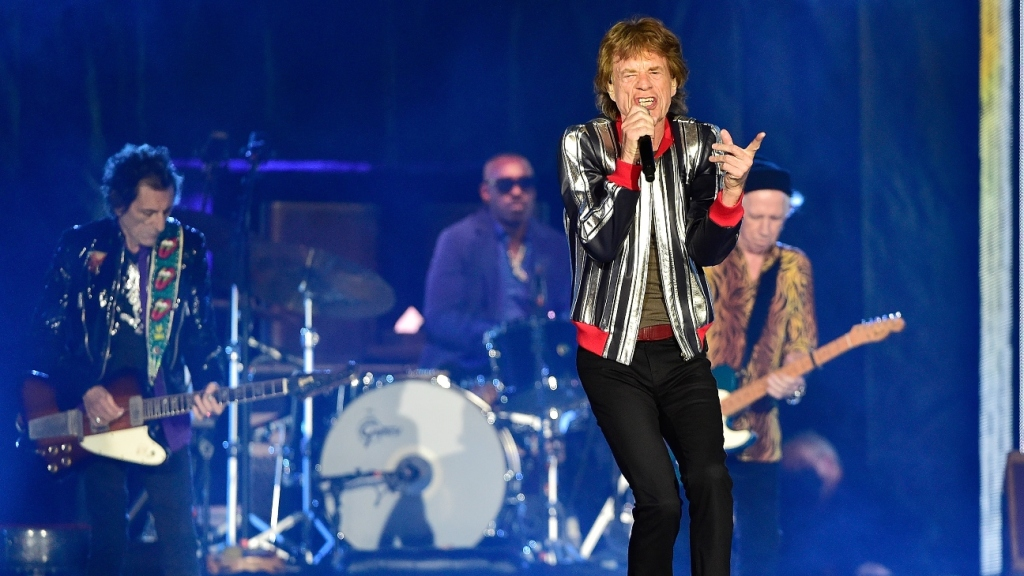 Rolling Stones Open American Tour, Pay Tribute to Tiring Drummer Charlie Watts