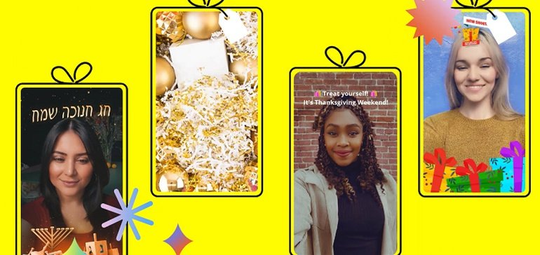 Snapchat Launches fresh Holiday Trends E book to Relieve with Your Strategic Planning
