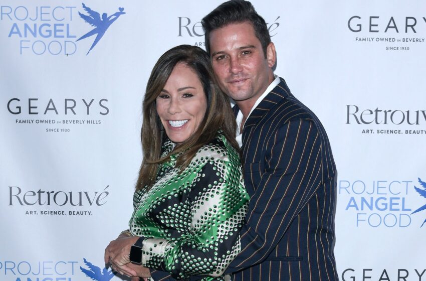 Melissa Rivers items Josh Flagg her mother's Cartier salt and pepper shakers