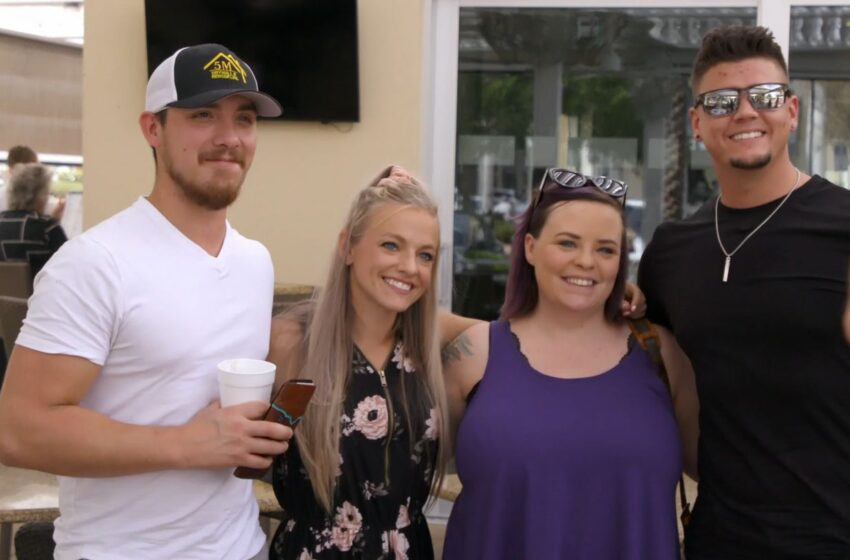 Frequent Ground: Catelynn And Mackenzie At final 'Got To Know Every Other' On Teen Mother OG