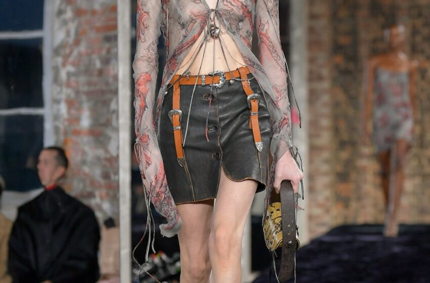 Acne Studios Spring 2022 Ready-to-Build on