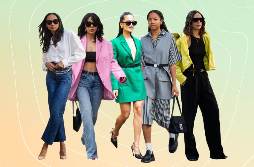 7 Foolproof Ways to Vogue a Belt This Drop