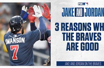 Jake and Jordan on the three issues that could wait on the Braves in the playoffs