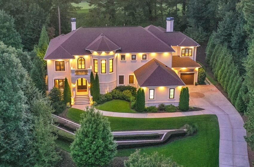 NeNe Leakes Lists Georgia Mansion for Nearly Double 2015 Sale Label