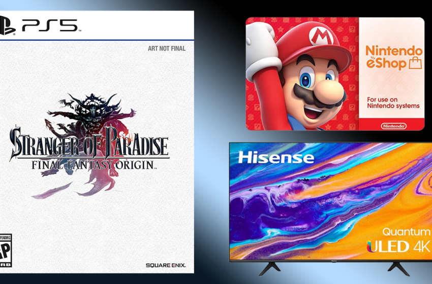 Day after day Deals: Discounts on Nintendo eShop Cards, Gaming PCs & Extra