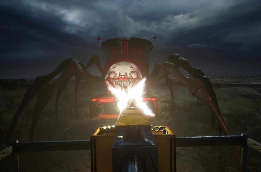 Unique Birth-World Fright Recreation Facets An Depraved Spider Put together Named Charles