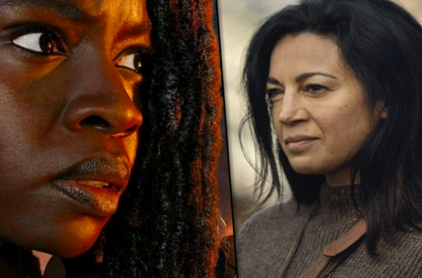 Is Michonne With The Perimeter on The Walking Dead: World Beyond?