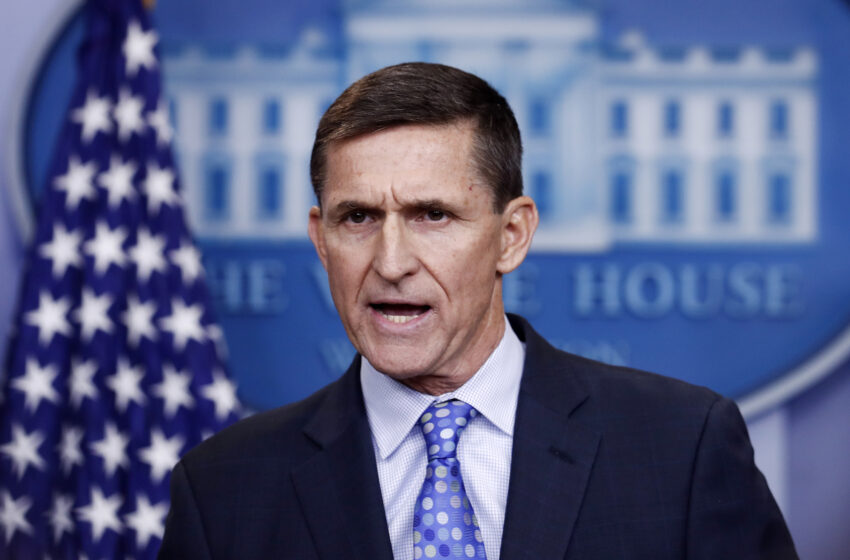 Sage: Michael Flynn Allegedly Got $200,000 in Undisclosed Secret Payments