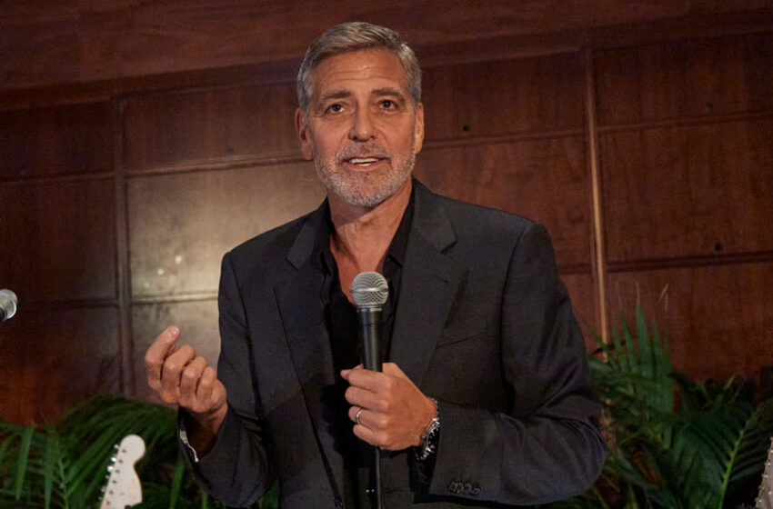 George Clooney Jokes That He 'Destroyed' Batman Franchise So He Wasn't Requested to Join 'The Flash'