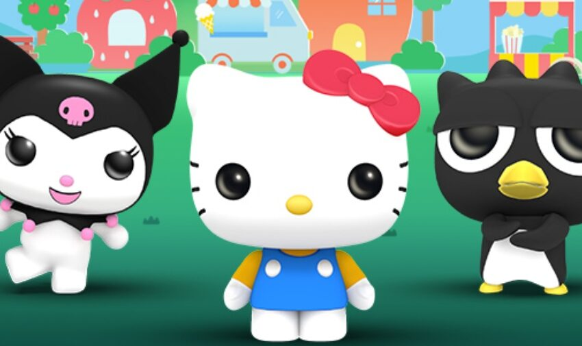 This week's Funko Pop! Blitz match gains the adorable Hi there Kitty and Chums