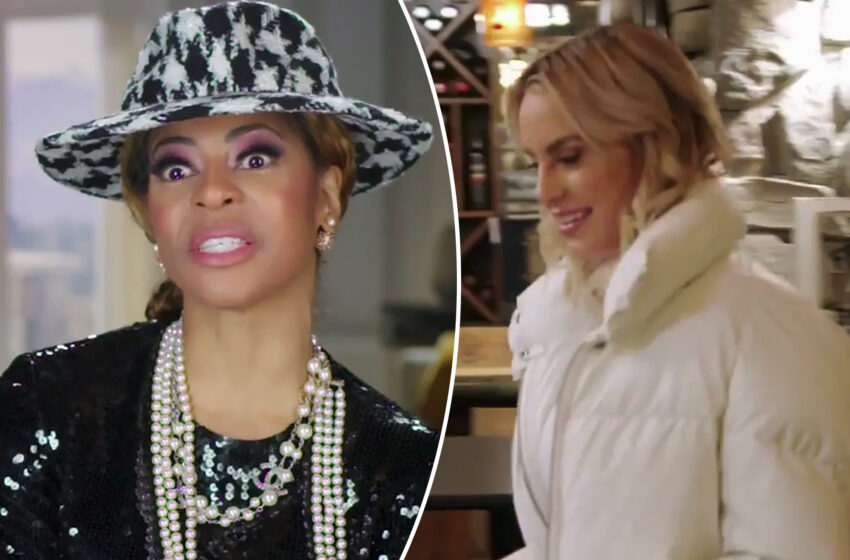 'RHOSLC' recap: Mary Cosby calls Whitney Rose terrified after Lisa Barlow feud