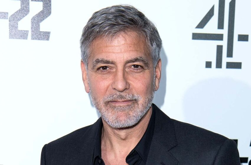 """George Clooney Says He Won't Budge for Pronounce of enterprise, Calls Trump a """"Knucklehead"""""""