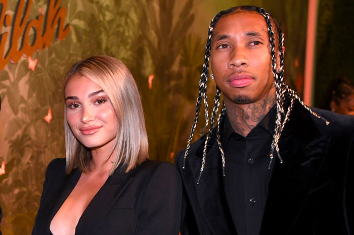 Tyga Accused of Home Violence by Ex-Female friend