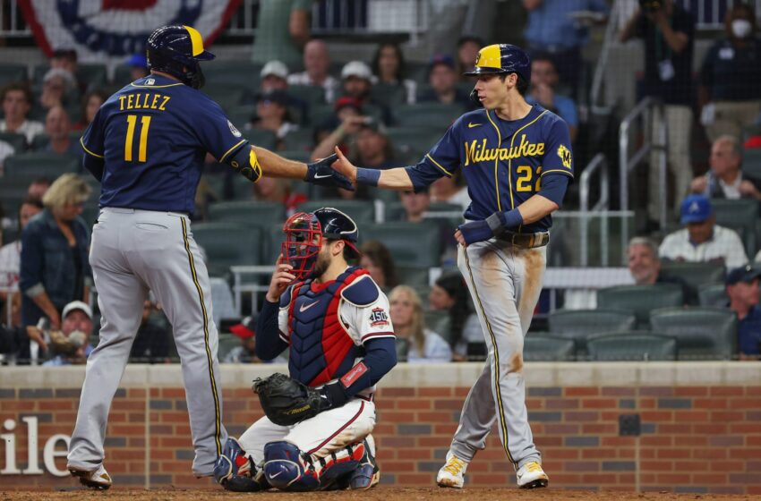 3 Brewers who entirely choked within the NLDS