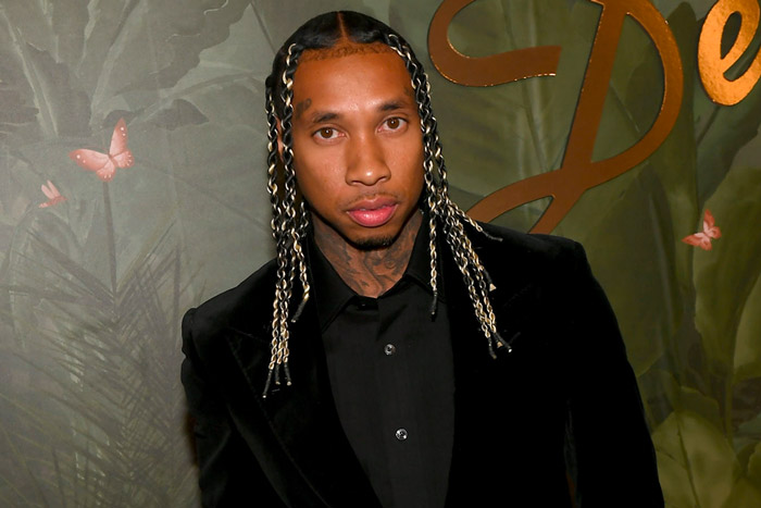 Tyga Arrested for Allegedly Abusing Ex-Female friend