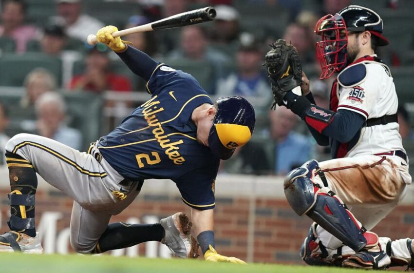 Bats in the end wake up nonetheless Hader falters, Brewers eliminated